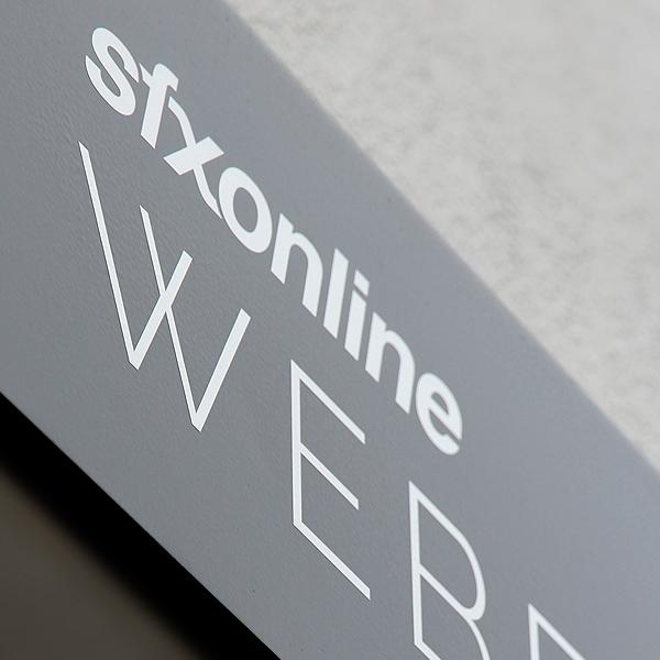 Webdesign von sfxonline